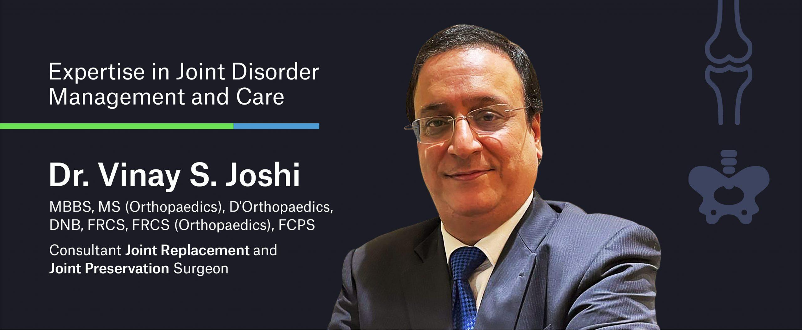 Dr Vinay Joshi Mumbai